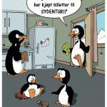 116 Pingviner på sydentur
